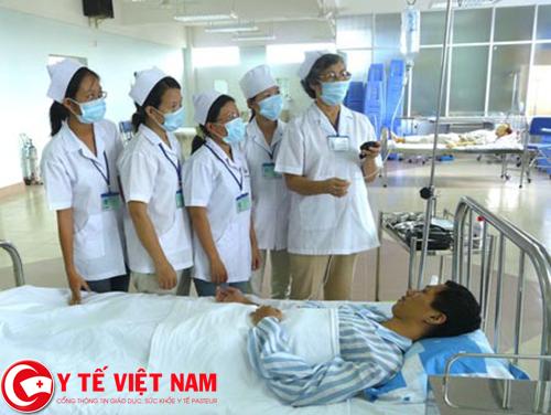 Tuyển dụng nhân viên y tế làm việc ở TP. Hồ Chí Minh