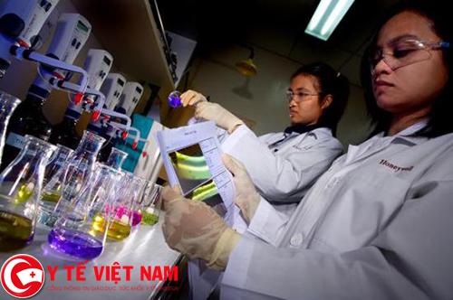 Tuyển dụng nữ nhân viên phòng thí nghiệm năm 2017