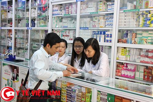 Tuyển dụng quản lý trình dược viên ETC làm việc tại Hà Nội