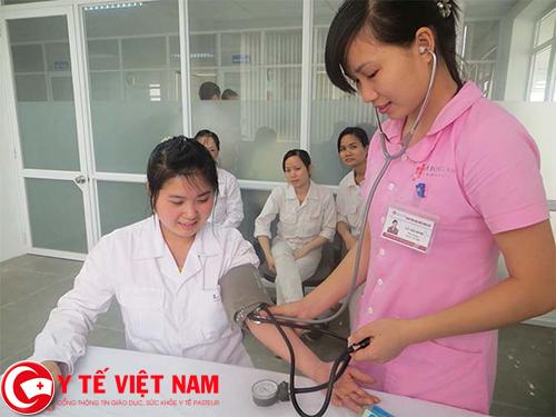 Tuyển nhân viên y tế tại TP. Hồ Chí Minh lương cao