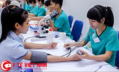 Tuyển nhân viên y tế tại TP. Hồ Chí Minh