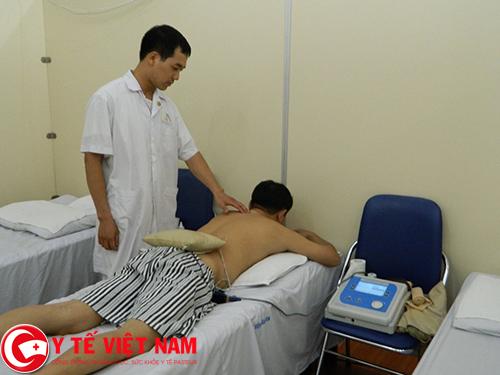 Vật lý trị liệu phương pháp chữa bệnh thoái hóa cột sống