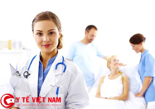 Y sỹ bệnh viện làm việc tại Bắc Ninh lương cao