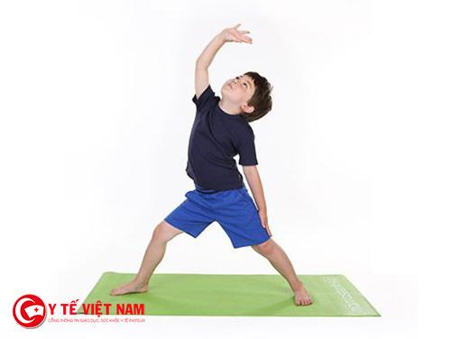 Bài tập với tư thể Pose