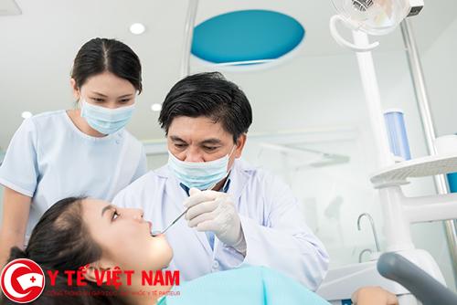 Bác sĩ răng hàm mặt làm việc tại TP. Hồ Chí Minh