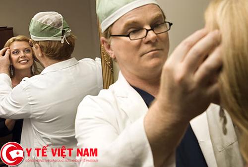 Bác sĩ thẩm mỹ làm việc tại TP. Hồ Chí Minh