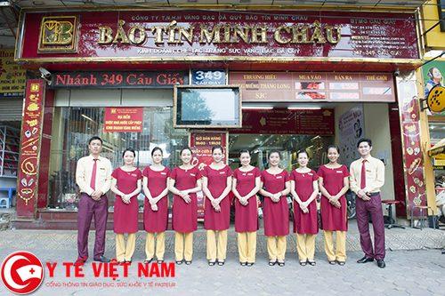 Bảo Tín Minh Châu tuyển dụng nhân viên y tế