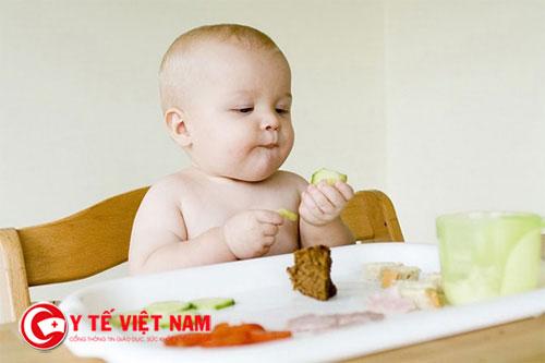 Bé sẽ ăn ngon hơn với thực đơn dinh dưỡng đa dạng của mẹ