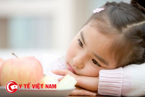 Hậu quả của việc trẻ biếng ăn là rất nghiêm trọng