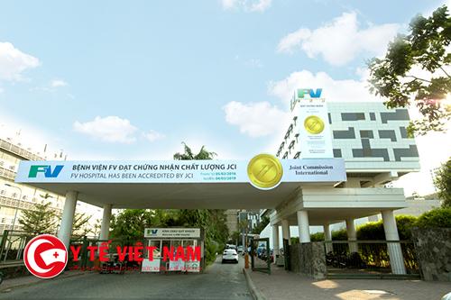 Bệnh viện FV đạt tiêu chuẩn JCI
