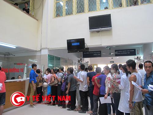 Giờ giấc khám bệnh tại bệnh viện Bạch Mai