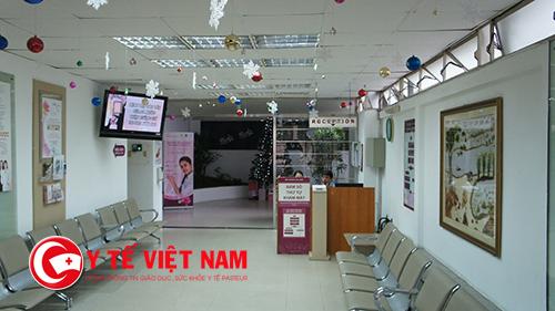 Bệnh viện mắt Cao Thắng TP.HCM