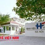 Lịch sử phát triển bệnh viện Việt Pháp Hà Nội