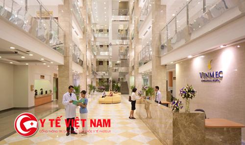 Bệnh viện quốc tế Vinmec luôn đi đầu trong lĩnh vực khám chữa bệnh