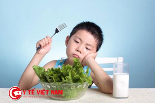 Bạn nên cho trẻ thay đổi chế độ ăn hàng ngày