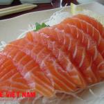 Cá hồi thực phẩm vàng chữa bệnh loãng xương