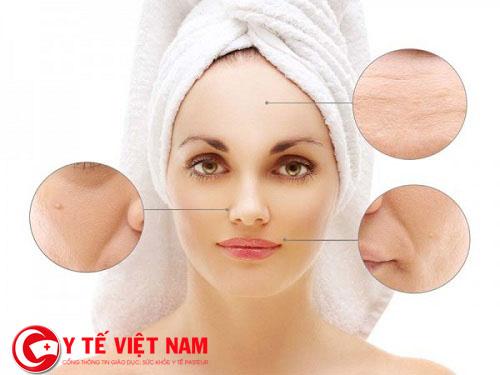 Căng da mặt nội soi để trùng tu nhan sắc thần tốc sau Tết