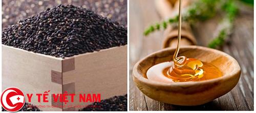 Bài thuốc kết hợp mật ong và vừng đen chữa bệnh viêm đại tràng co thắt