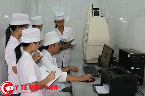 Chuyên viên kỹ thuật y tế