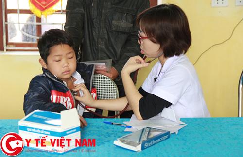 Có tới 20 trẻ bị viêm cầu thận tại Nghệ An