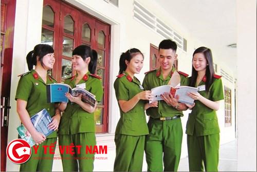 Thí sinh sơ tuyển các trường CAND cần đảm bảo yêu cầu về sức khỏe