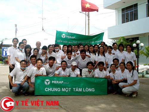 Thông tin tuyển dụng Trình Dược viên kênh Bệnh viện Hà Nội của Công ty Merap Group