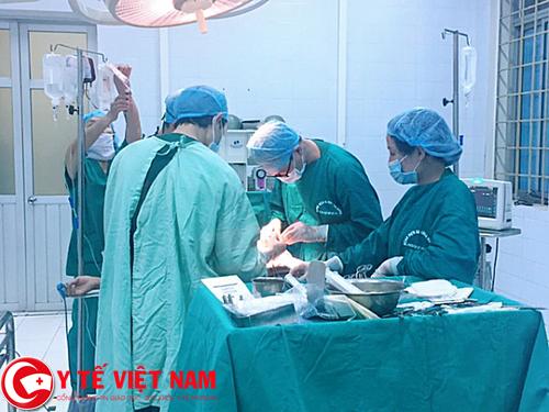 Cứu sống bệnh nhân Sốc nhiễm trùng đường mật