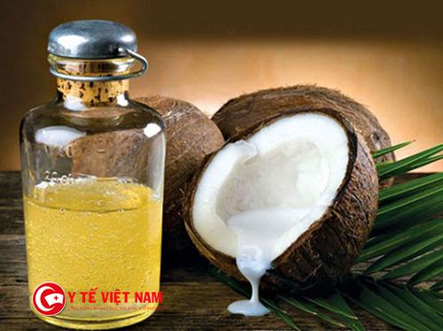 """Từ lâu dầu dừa được xem là """"thần dược"""" làm đẹp da của chị em"""