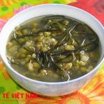 đậu xanh nấu mộc nhĩ món ăn dân giã chữa bệnh gút