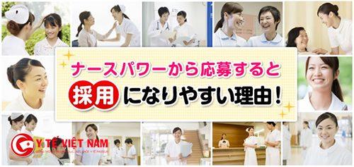 điều dưỡng viên đi Nhật
