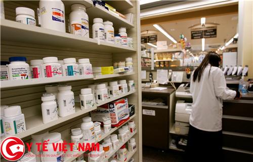 Dược sĩ bào chế thuốc lương cao