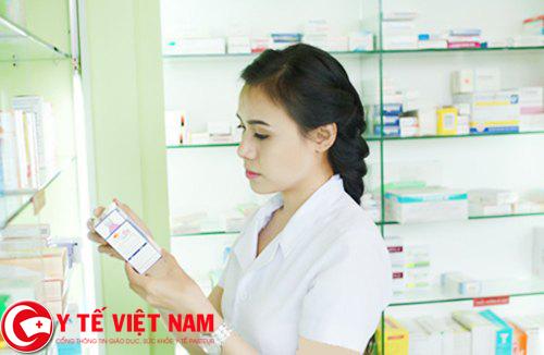 Dược sĩ làm việc tại TP. Hồ Chí Minh