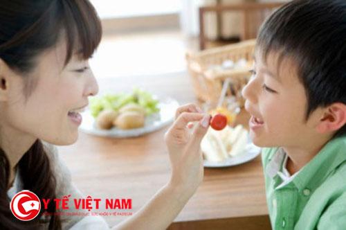 Sử dụng thuốc cho trẻ ăn ngon hơn, mẹ nên cẩn trọng