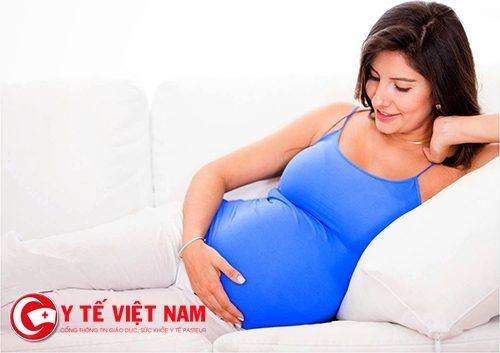Suy hô hấp do mổ lấy thai khi chưa chuyển dạ