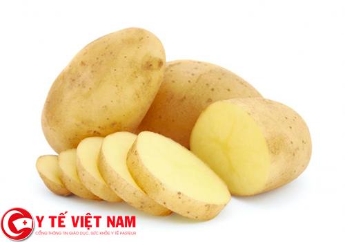 Món ăn dân giã chữa bệnh gút từ khoai tây