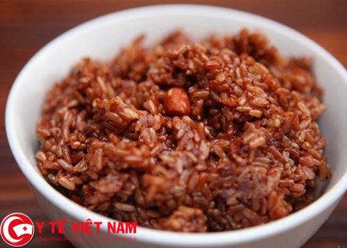 Món ăn giảm đau cho người bệnh thấp khớp từ gạo lứt