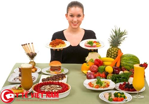 Nguyên tắc giúp ngăn ngừa bệnh gút từ chế độ ăn uống