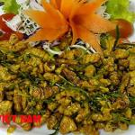 Nhộng tằm món ăn bài thuốc đặc trị bệnh gan nhiễm mỡ