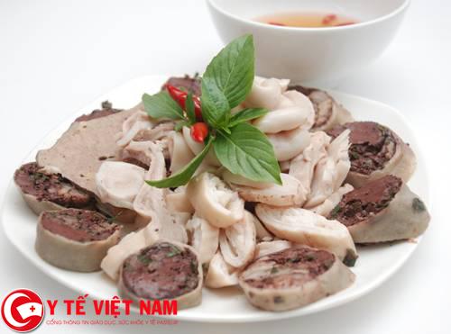 Nội tạng động vật thực phẩm người bị bệnh gút cần phải kiêng kỵ