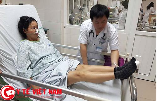 Phương pháp tiêu sợi huyết cứu bệnh nhân đột quỵ