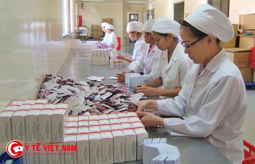 Tuyển dụng quản lý sản xuất thuốc làm việc tại Hà Nội