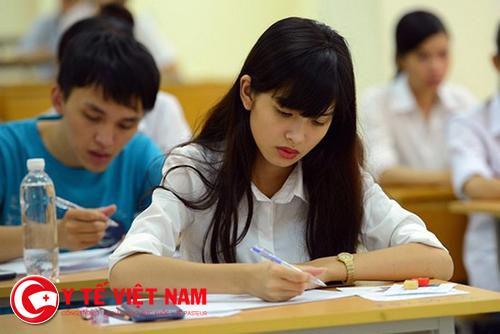 Quy chế kỳ thi THPT Quốc gia 2017