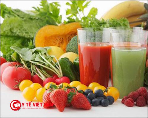 Lên thực đơn dinh dưỡng cho trẻ béo phì với rau xanh
