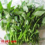Nên ăn các loại rau xanh nhiều lá