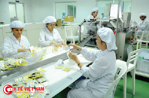 Công ty cổ phần dược phẩm OSHII tuyển dụng quản lý sản xuất thuốc