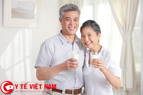 Sữa có tốt cho việc điều trị bệnh gút hay không