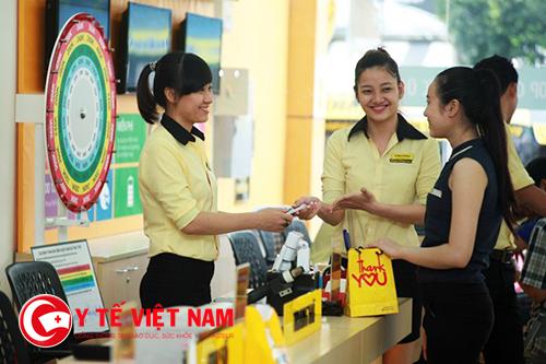 Nhân viên bán hàng tại Thegioididong