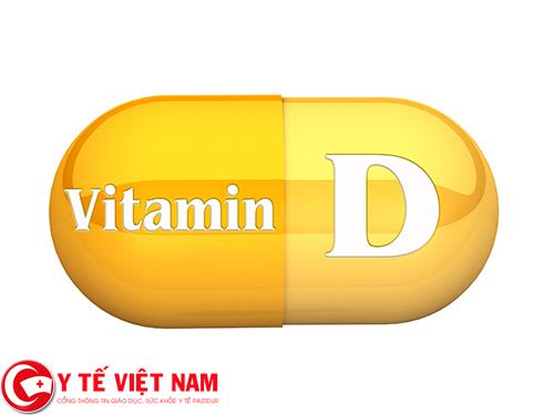 Thuốc bổ vitamin D phòng ngừa bệnh loãng xương