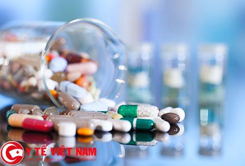 Thuốc điều trị viêm đại tràng co thắt hiệu quả