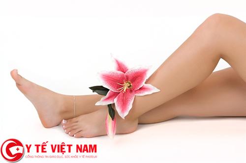 Bật mí phương pháp tẩy lông chân siêu đơn giản từ lá dâu tằm